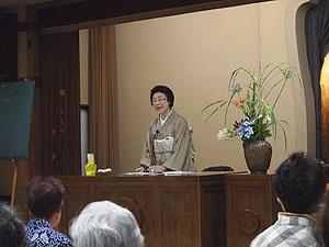 第26回 仏教に親しむ会